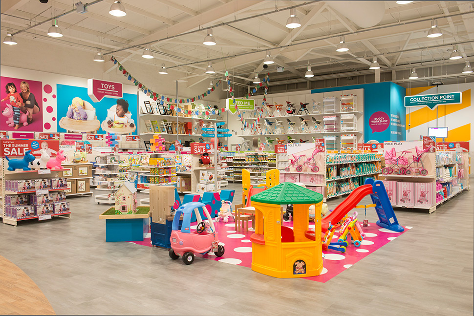 Kiddicare - The future of shopping? - Kip Hakes