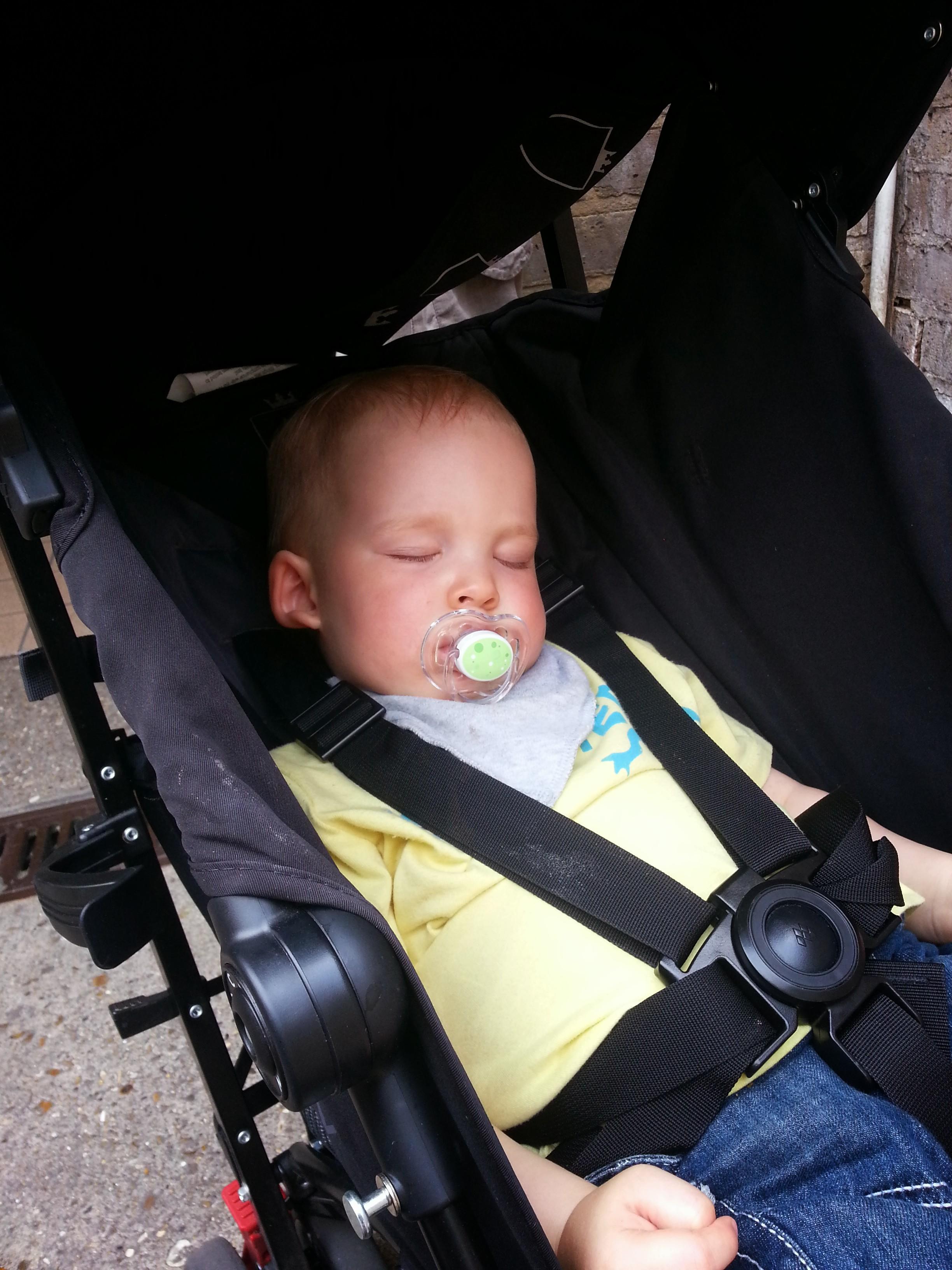 Shattered Baby J