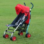 Review – Koochi Speedstar Stroller from Cosatto