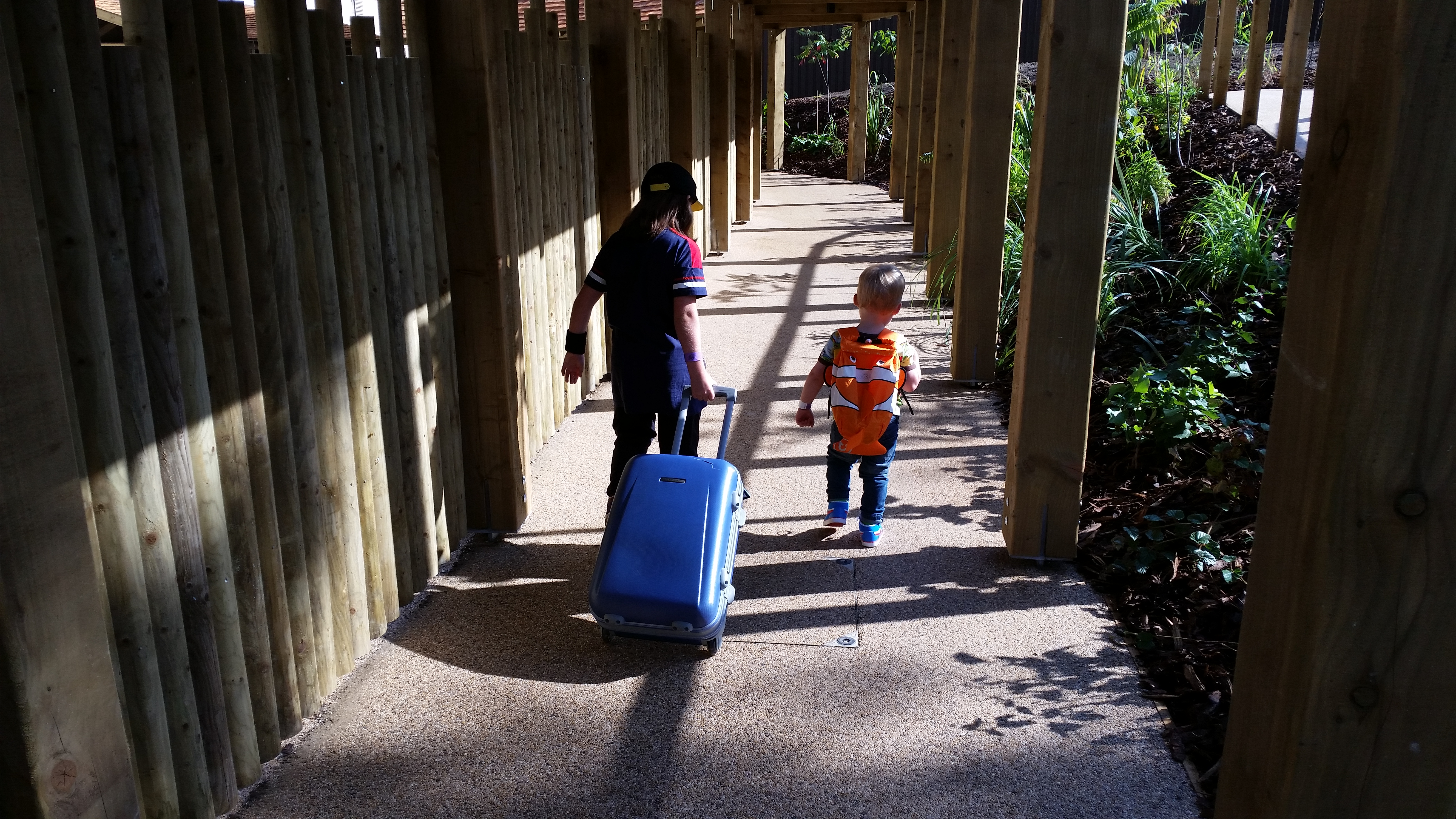 Review Chessington Azteca Hotel A Walk On The Wild