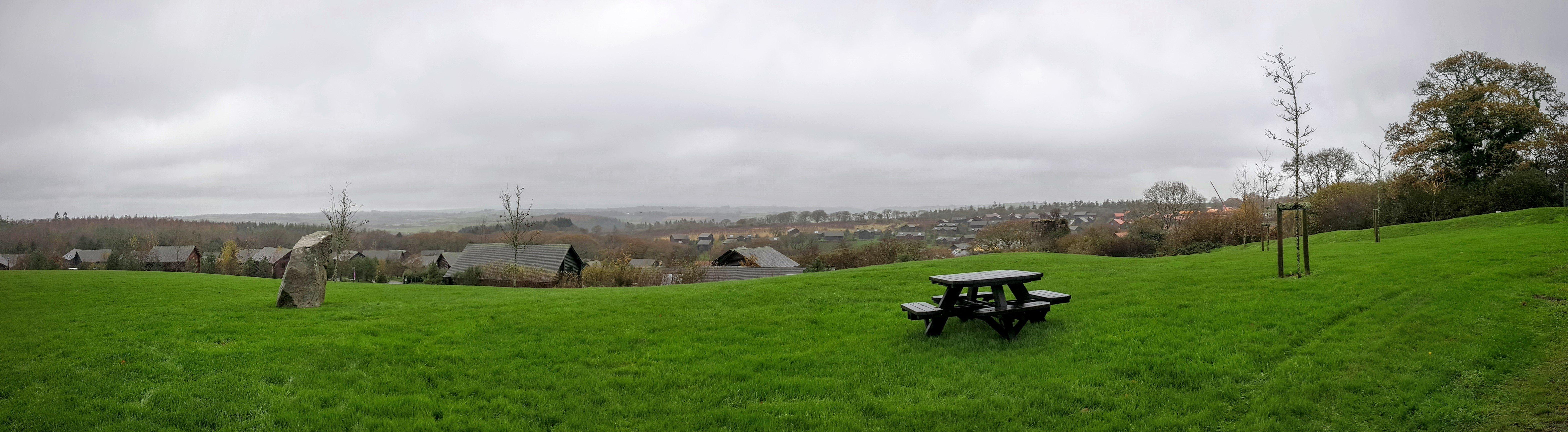 A view across Bluestone