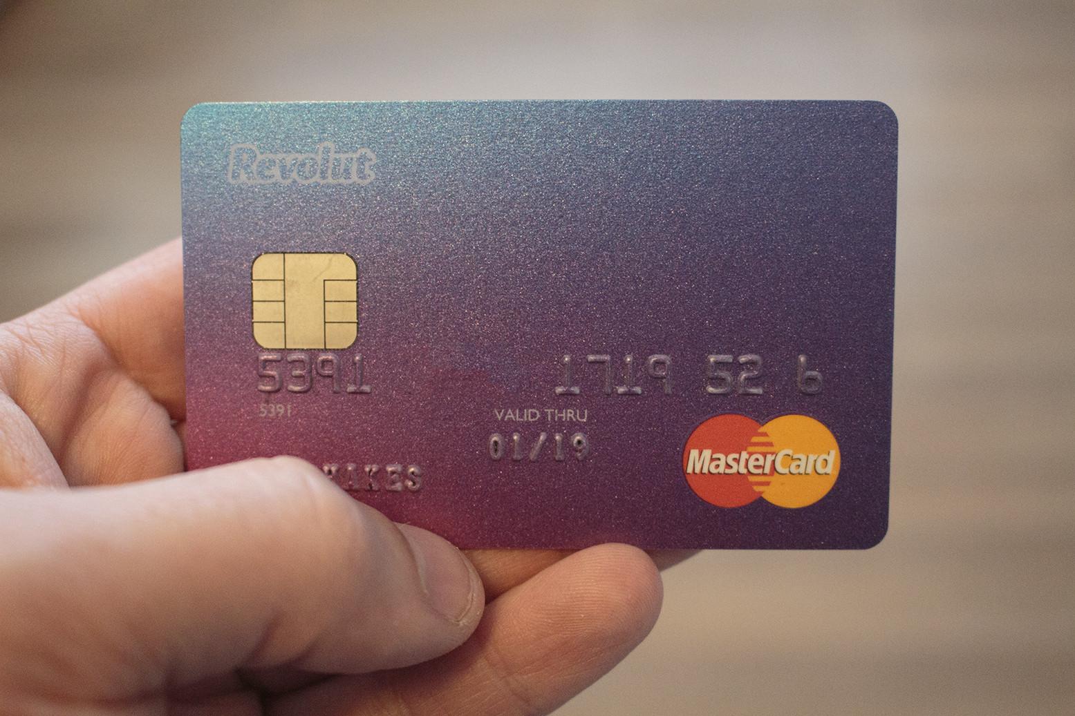 Revolut Card