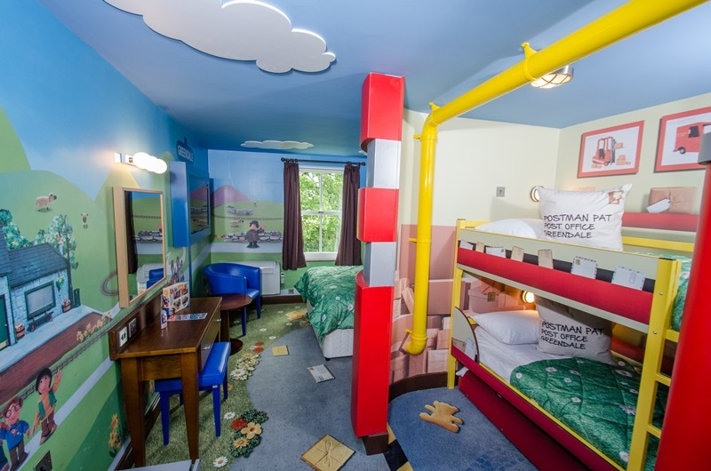 Alton Towers Resort to open the CBeebies Land Hotel in 30! - Kip ... | cbeebies furniture