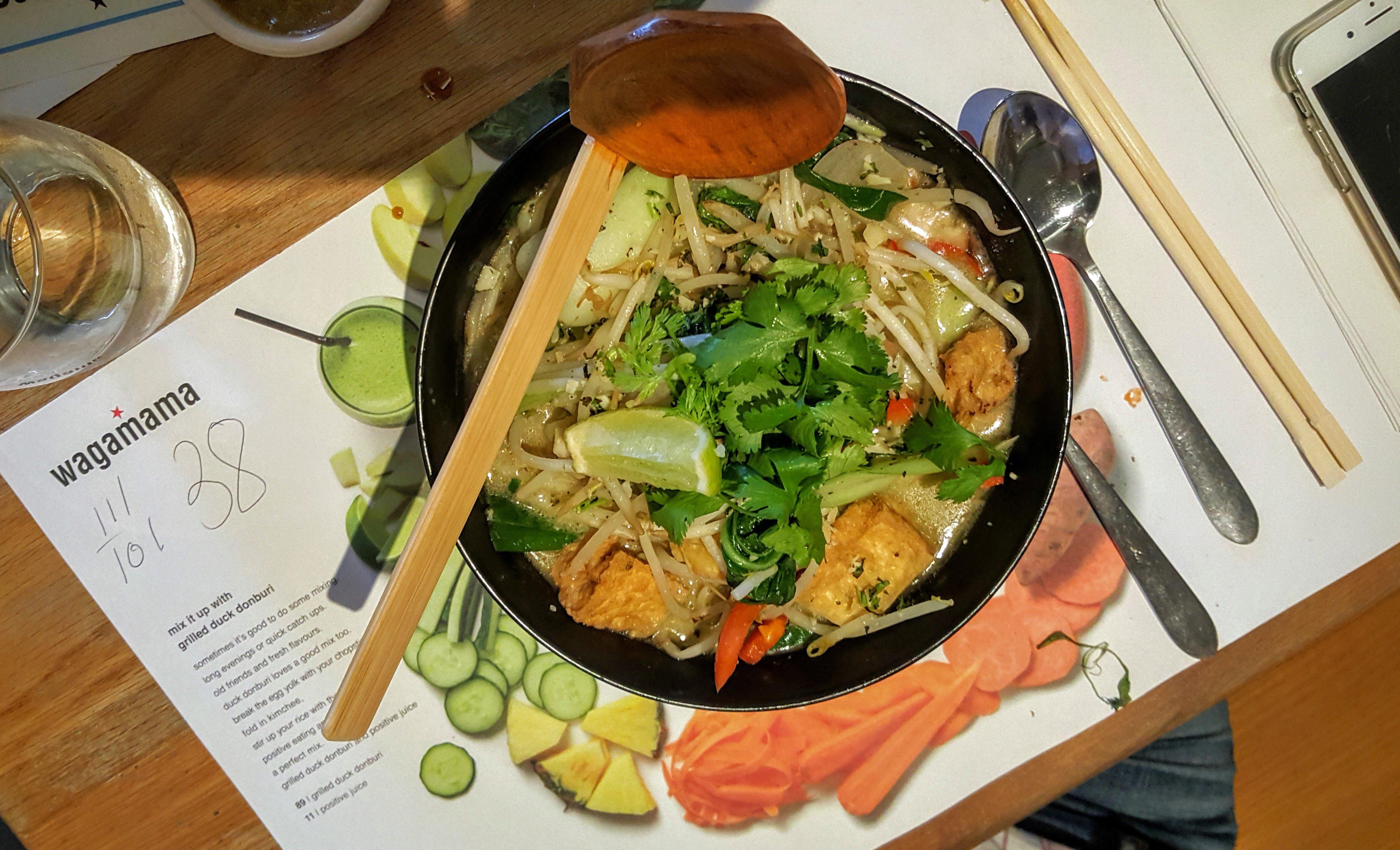 Miss A's yummy Yasai Inatme