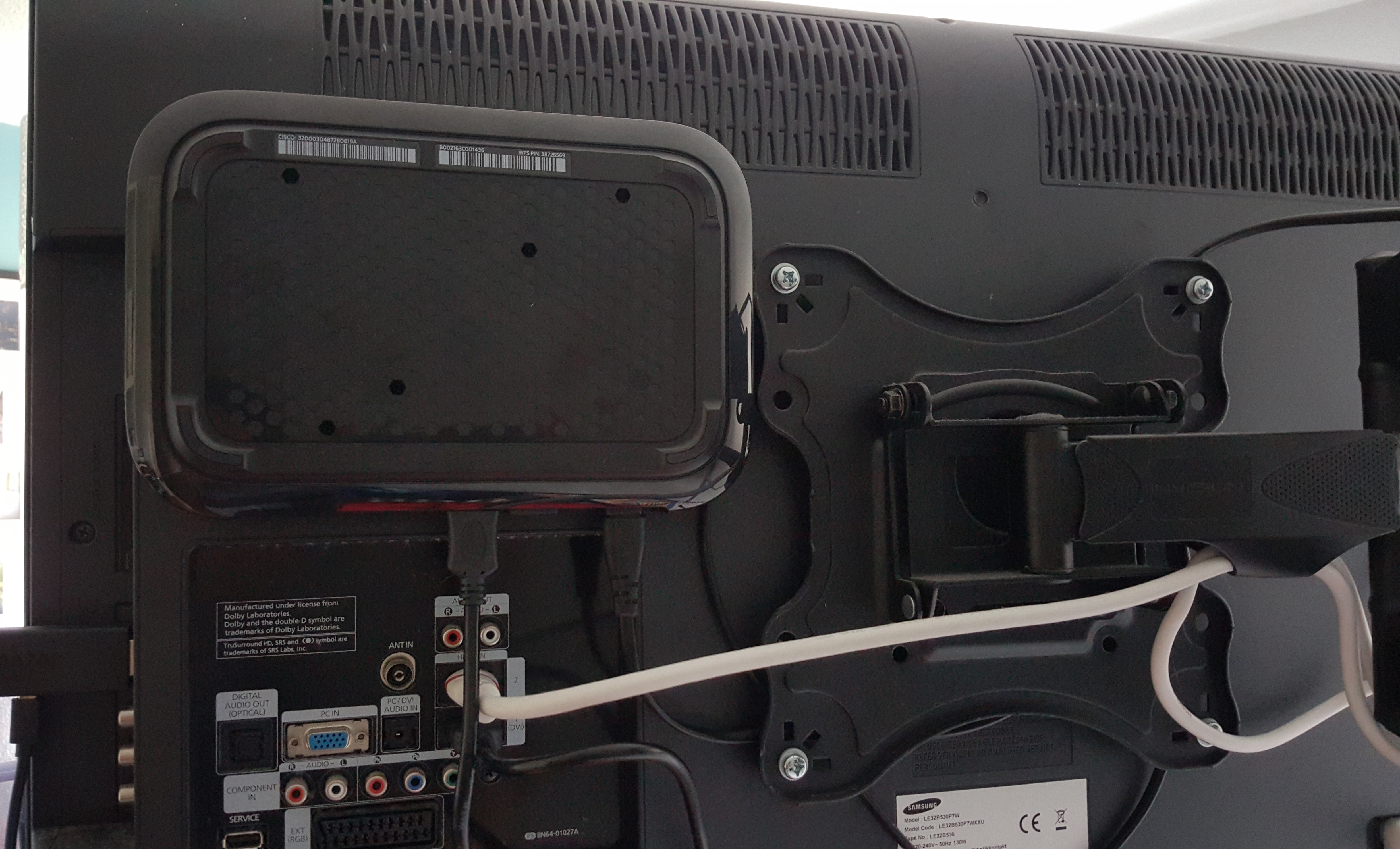 How To Tv Mount Your Sky Q Mini Box Kip Hakes