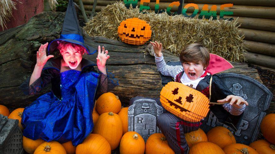 Legoland Windsor Resort's Brick or Treat Halloween