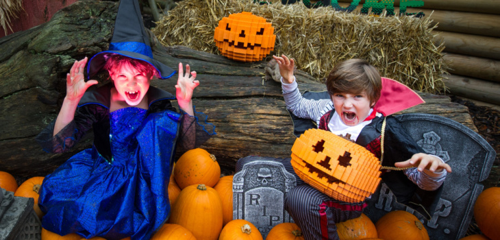 Legoland Windsor Resort's Brick or Treat Halloween