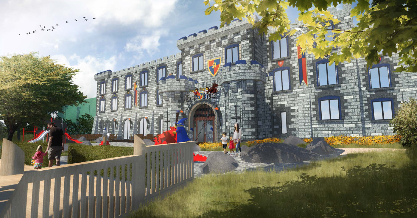 All You Need To Know About The Legoland Castle Hotel Kip