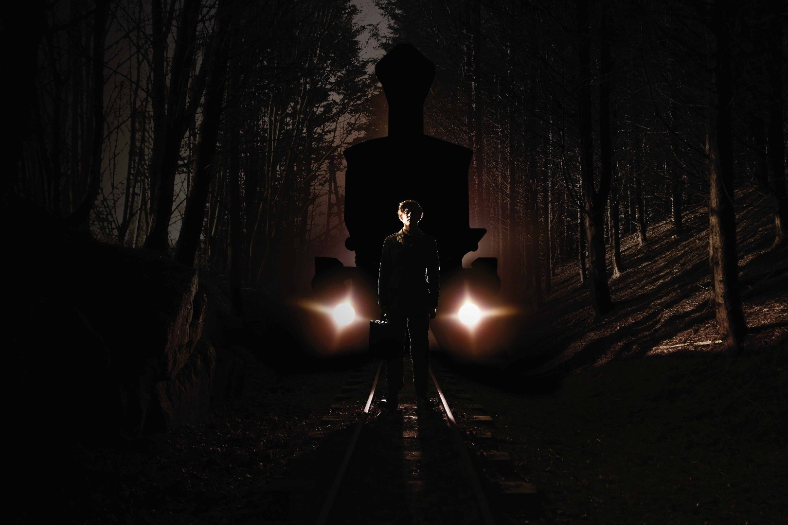 Find out the secrets of Platform 15 at Thorpe Park Fright Nights