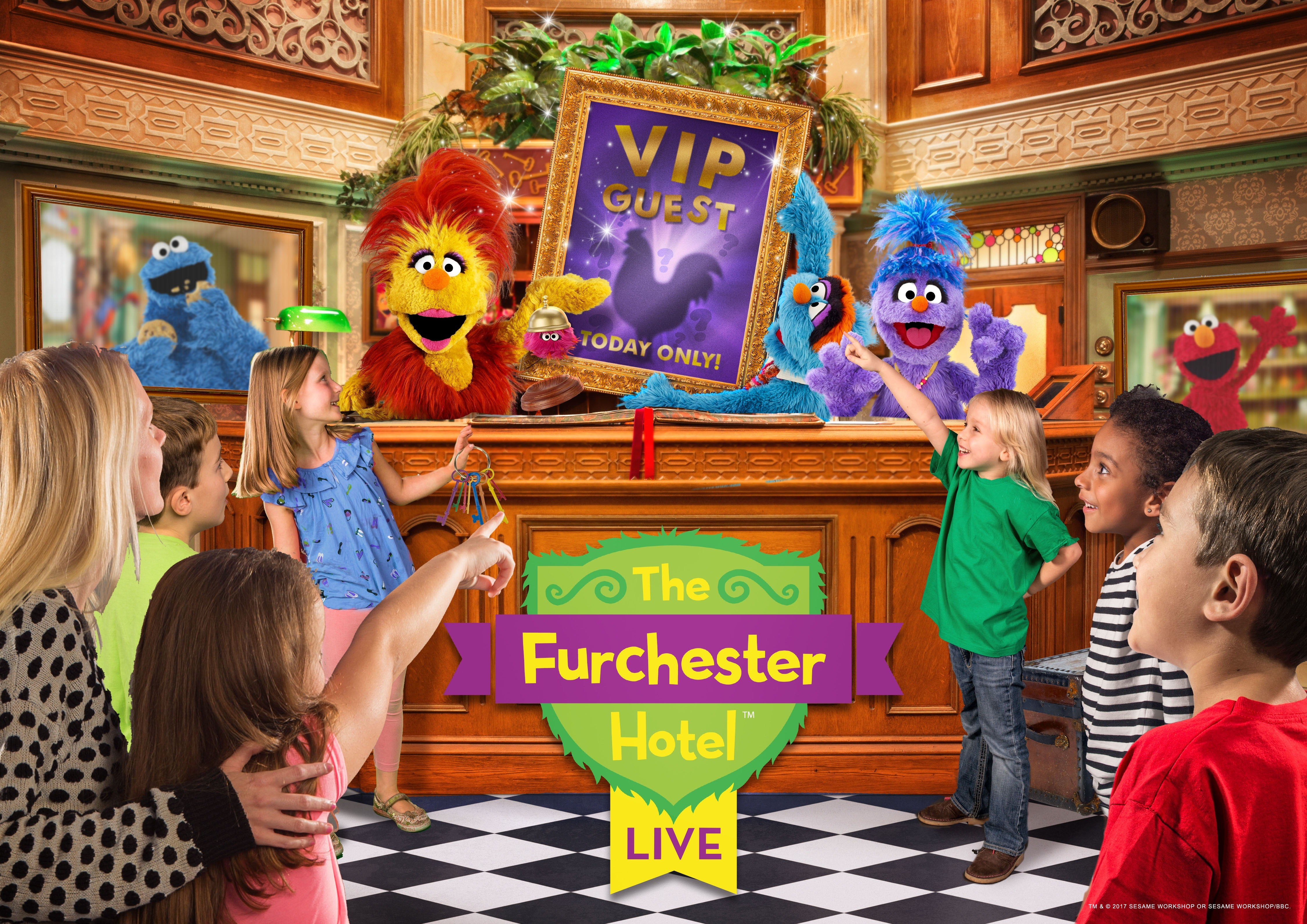 The Furchester Hotel Live Show joins Alton Towers Resort in 2017