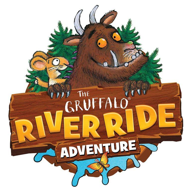 The Gruffalo River Ride Adventure Logo