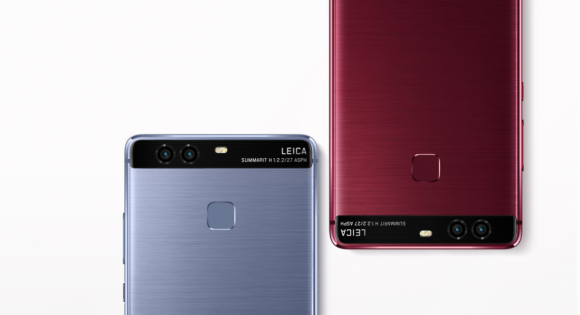 The Dual Leica Lens on the Huawei P9
