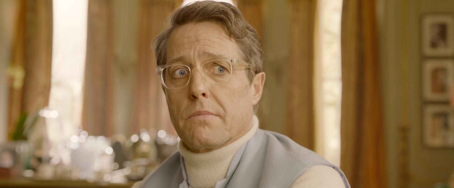 Hugh Grant plays a bad guy wonderfully well in Paddington 2