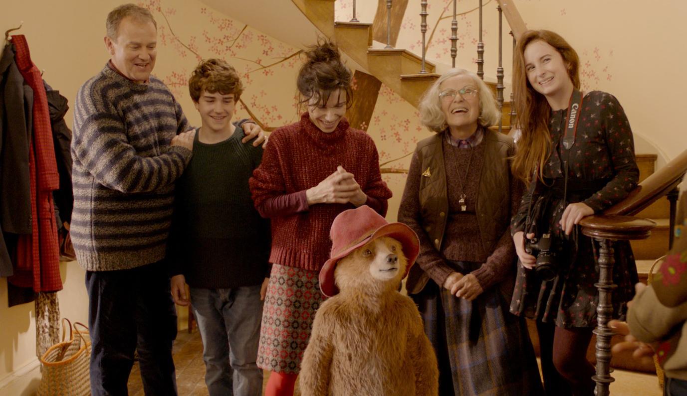 The original cast are reunited for Paddington 2