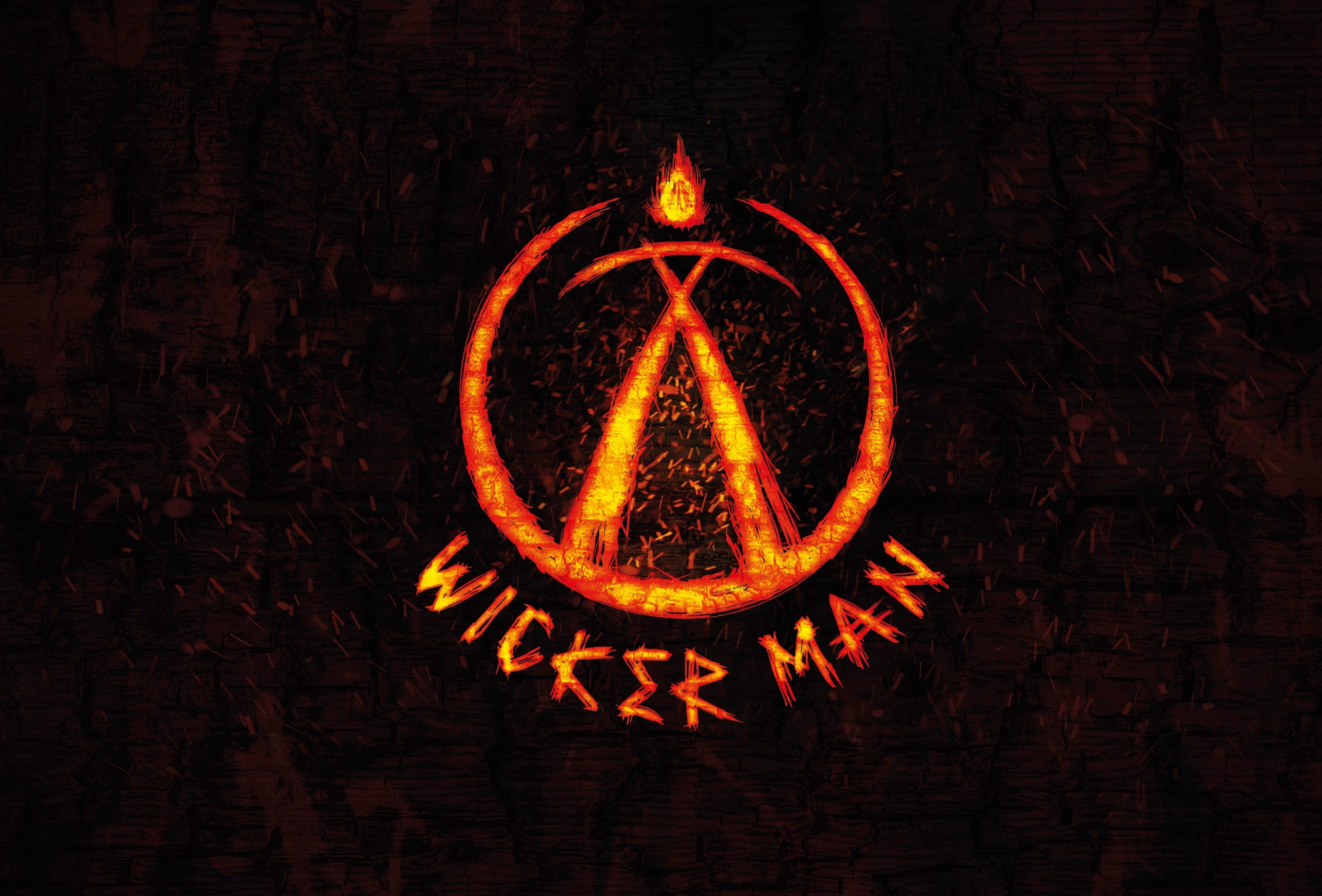The final Wicker Man Logo