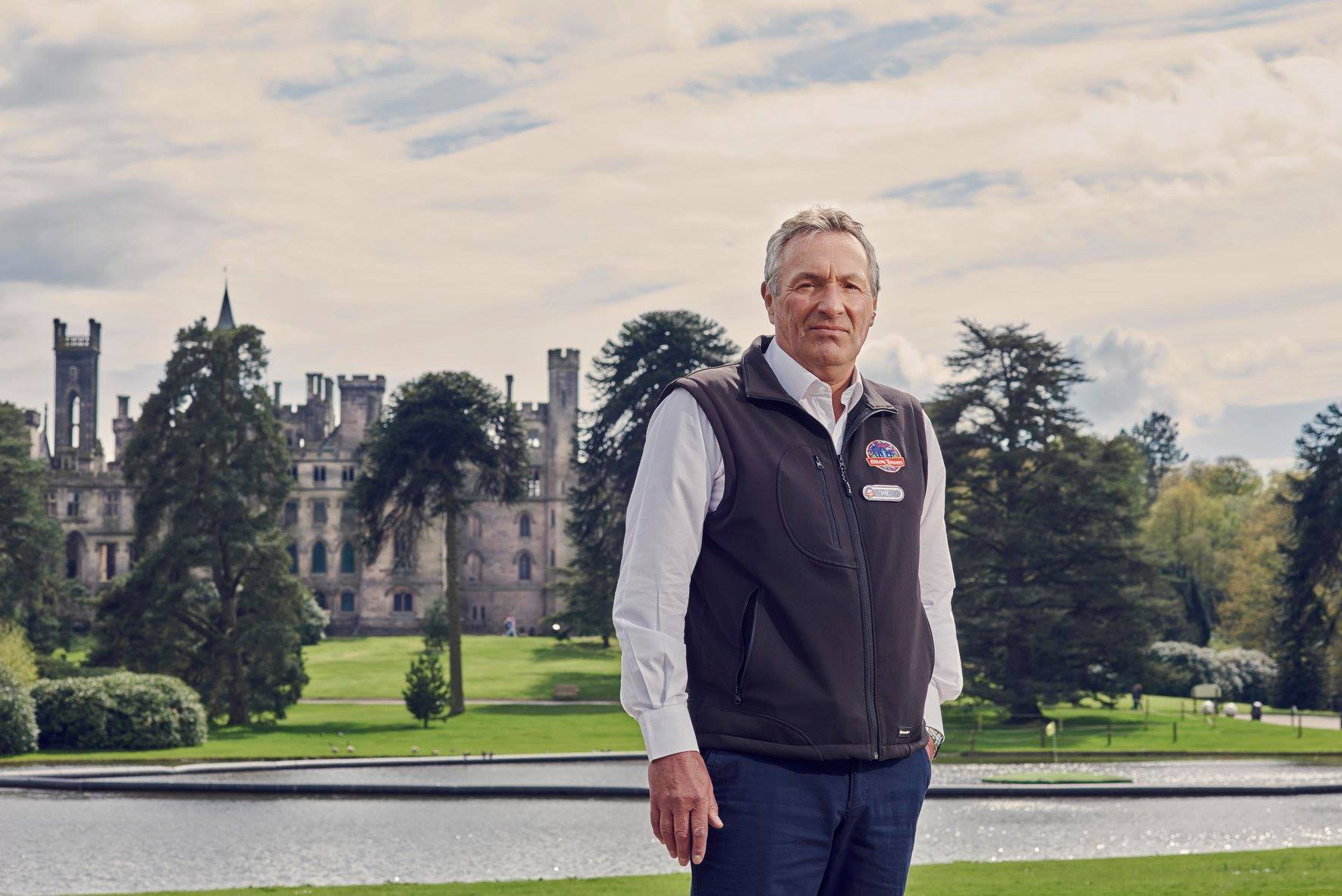 Ian Crabbe - General Manager at Alton Towers Resort features heavily in Inside Alton Towers