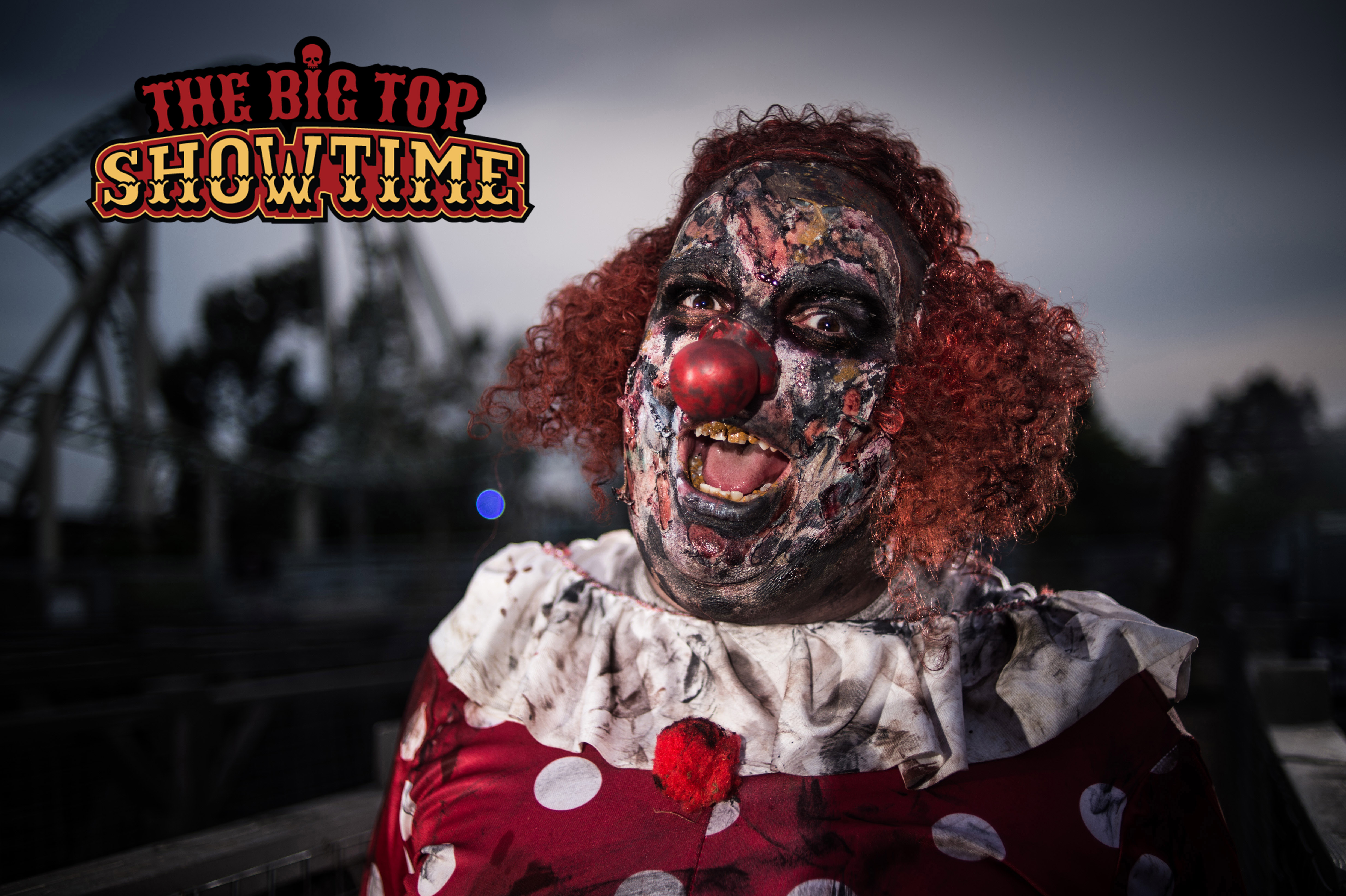 Big Top Showtime is coming to Thorpe Park Fright Nights 2018