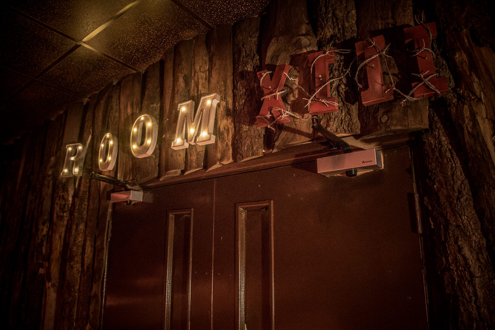Don't go inside Room 13 at the House of Horror!