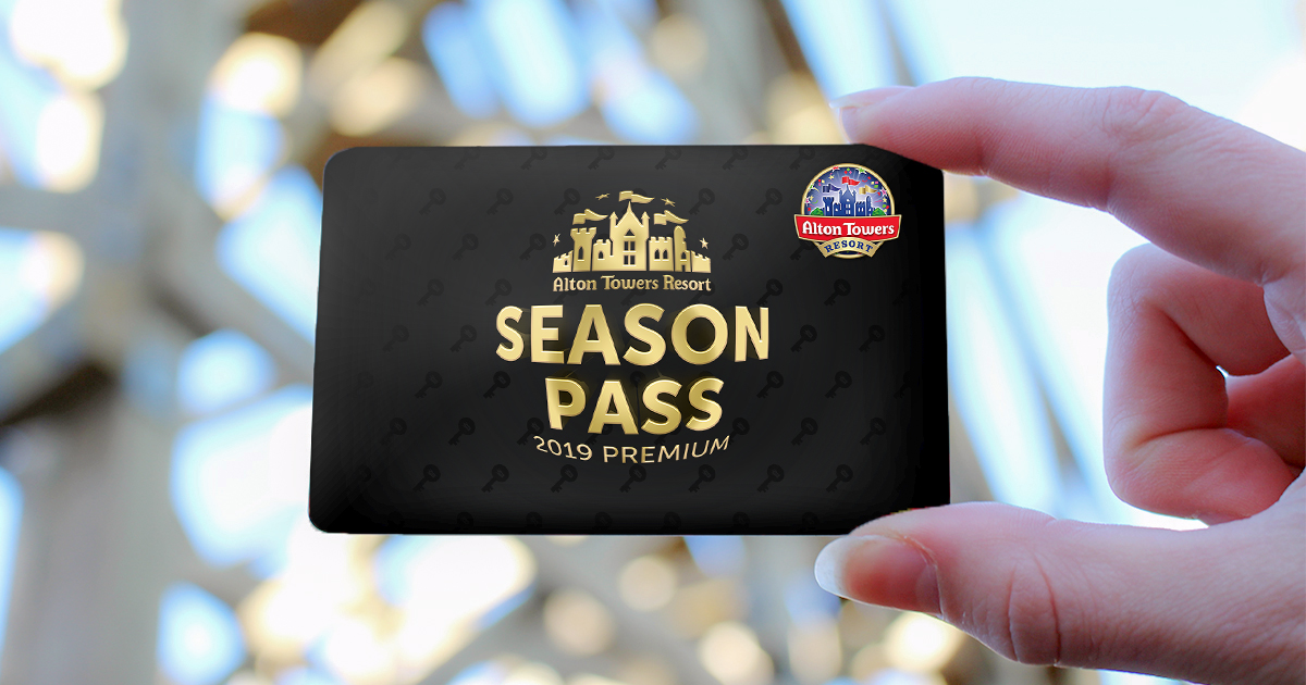 The Alton Towers Premium Season Pass will give you the Power of the Towers in 2019
