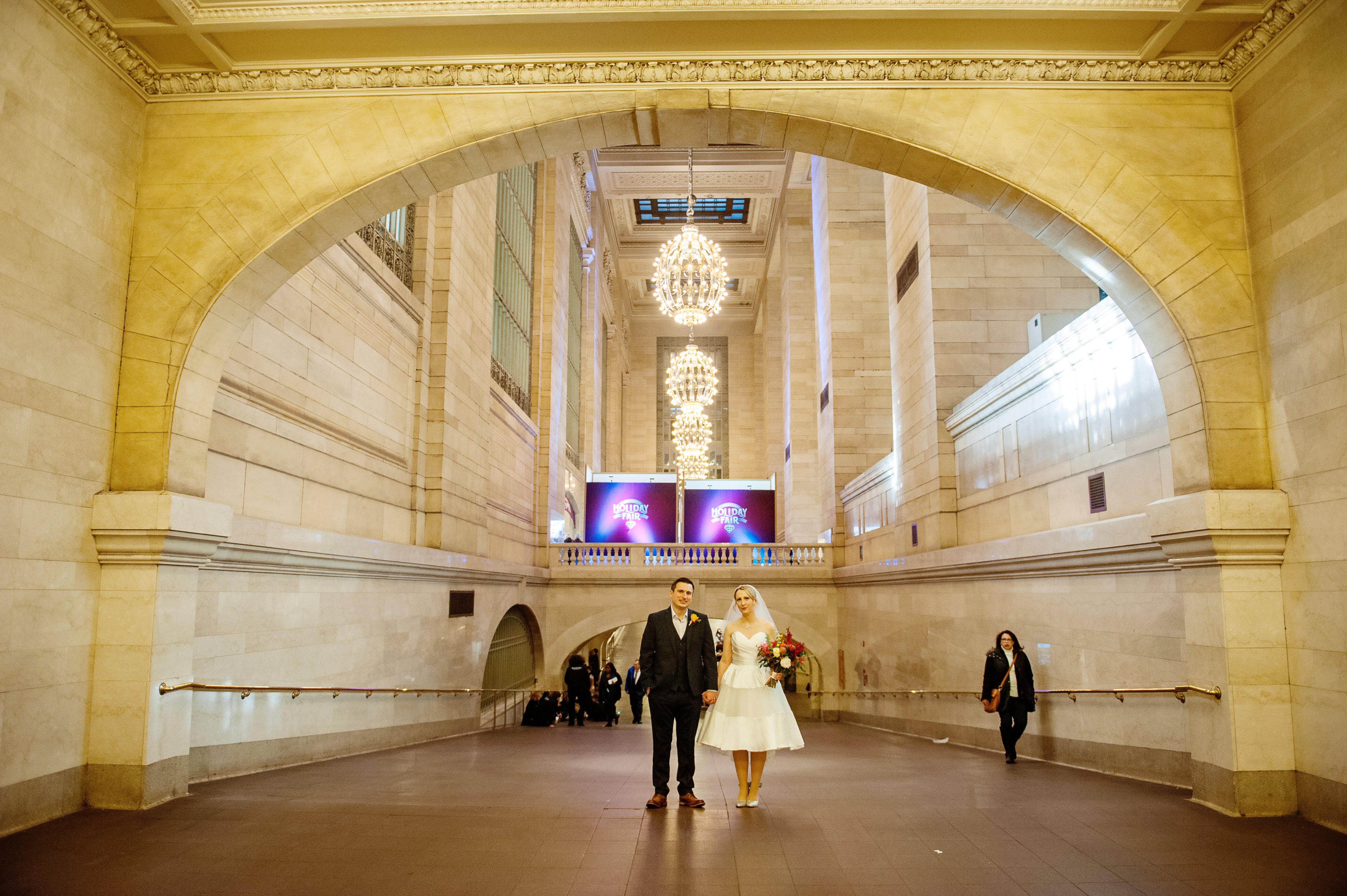 Grand Central Terminal should definitely be on your list of 5 things you MUST do in New York