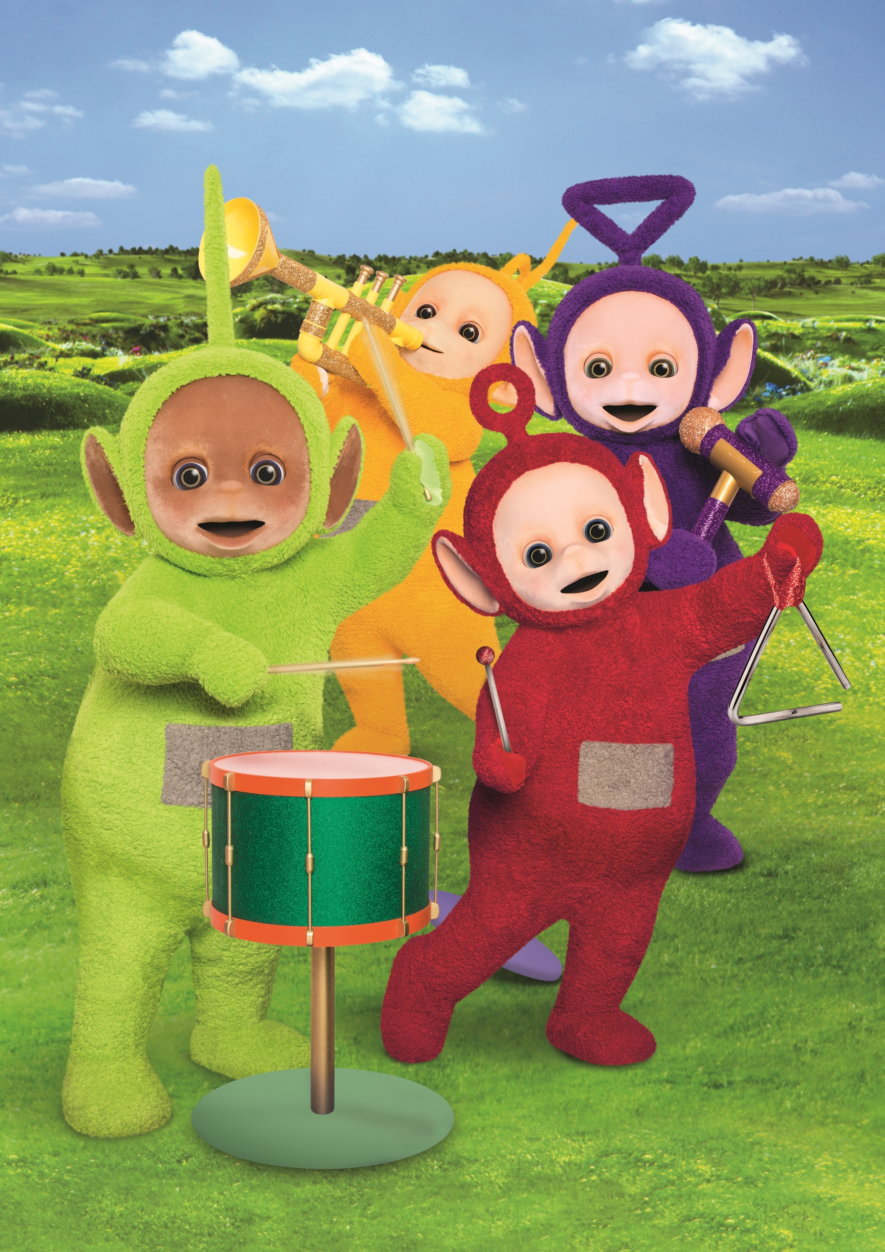 Teletubbies Big Band Live Show arrives at Alton Towers Resort in 2019