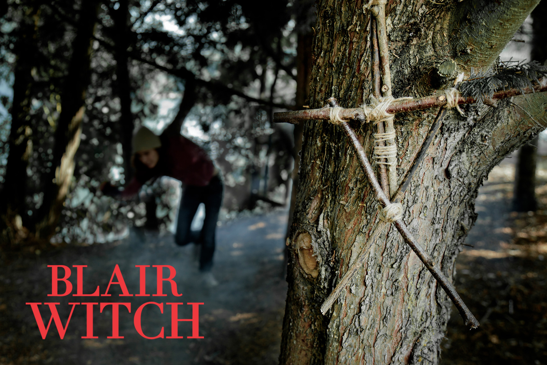 Blair Witch is back for Thorpe Park Fright Nights 2019