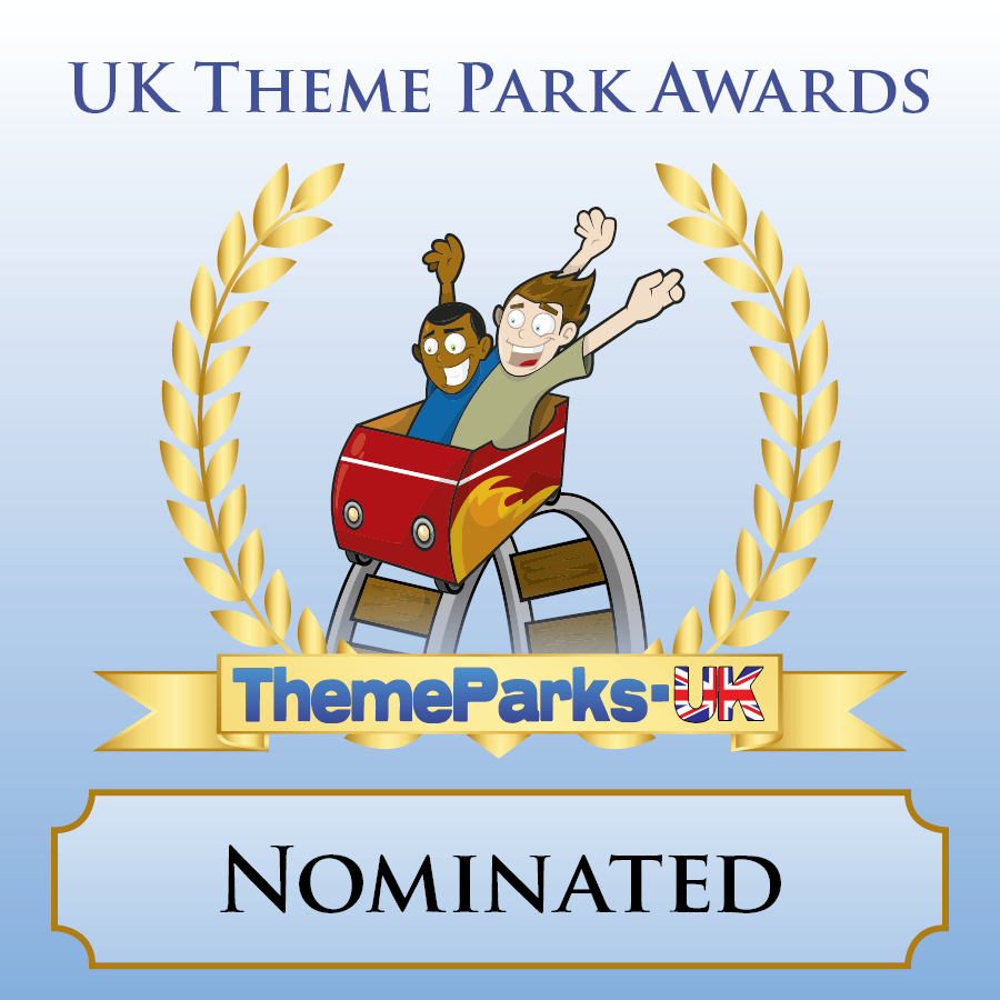 Theme Park UK Nominated